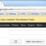 Chrome-ல் ஏற்படும் Shockwave plug-in crashes பிழையை சரி செய்வது எப்படி?