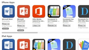 iphone-apps-office-microsoft