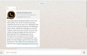 watsapp-gold-message
